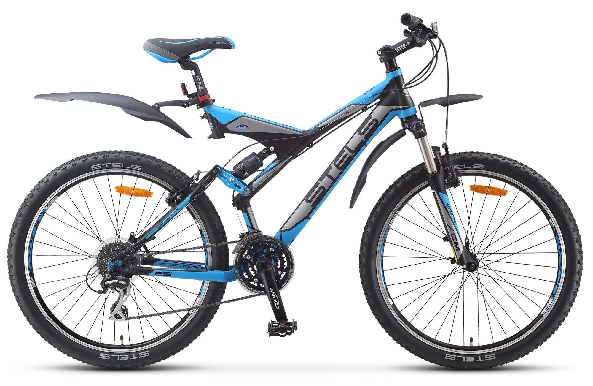 Велосипед Stels Navigator V 2016,  Двухподвесы  - артикул:262008
