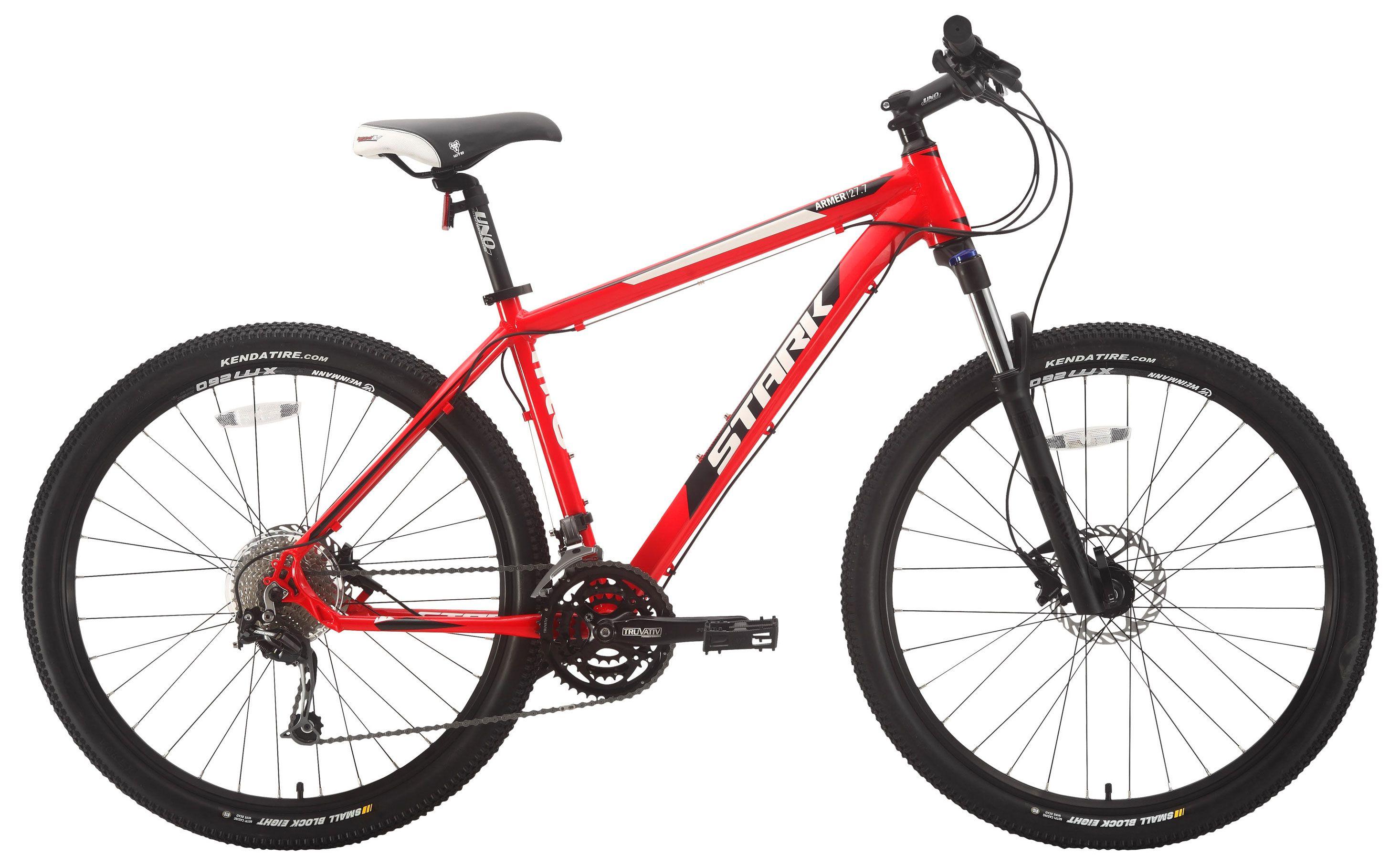 Велосипед Stark Armer 27.7 HD 2018 велосипед stark hunter 29 2 hd 2019