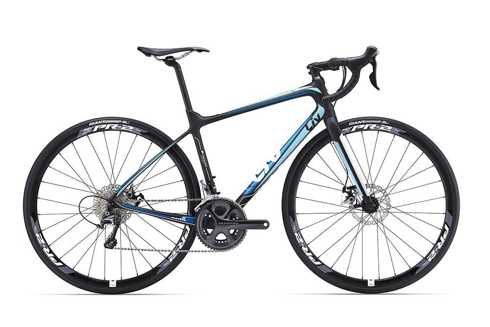 Велосипед GiantШоссейные<br>Полупрофессиональный шоссейный велосипед Giant  Avail Advanced 1 2016 предназначен для частых тренировок и соревнований высокого уровня. Его рама и вилка изготовлены из композитных материалов, которые позволили сделать модель максимально легкой и прочной. За переключение передач отвечает надежное навесное оборудование от всемирно известной японской компании Shimano класса Ultegra. Модель подойдет как новичкам, так и продвинутым райдерам, которые хотят добиться высоких результатов в велоспорте.<br><br>year: 2016<br>цвет: чёрный<br>пол: мужской<br>уровень оборудования: профессиональный<br>вынос: Giant Contact<br>руль: Giant Contact<br>передний тормоз: TRP Spyre, Disc<br>задний тормоз: TRP Spyre, Disc<br>тормозные ручки: Shimano Ultegra<br>цепь: KMC X11L<br>система: Shimano Ultegra, 50/34<br>каретка: Shimano Press-Fit, BB71<br>ободья: Giant PR-2 Disc, 24/28h<br>передняя покрышка: Giant P-SL 1, Front and Rear specfic, 700x25c<br>задняя покрышка: Giant P-SL 1, Front and Rear specfic, 700x25c<br>седло: Liv Contact SL, Forward<br>подседельный штырь: Giant Carbon D-Fuse<br>кассета: Shimano 105, 11x32<br>манетки: Shimano Ultegra<br>рама: Advanced-Grade Composite<br>вилка: Advanced-Grade Composite<br>размер рамы: 18&amp;amp;quot;<br>материал рамы: карбон<br>тип тормозов: дисковый механический<br>передний переключатель: Shimano Ultegra<br>задний переключатель: Shimano Ultegra<br>количество скоростей: 22