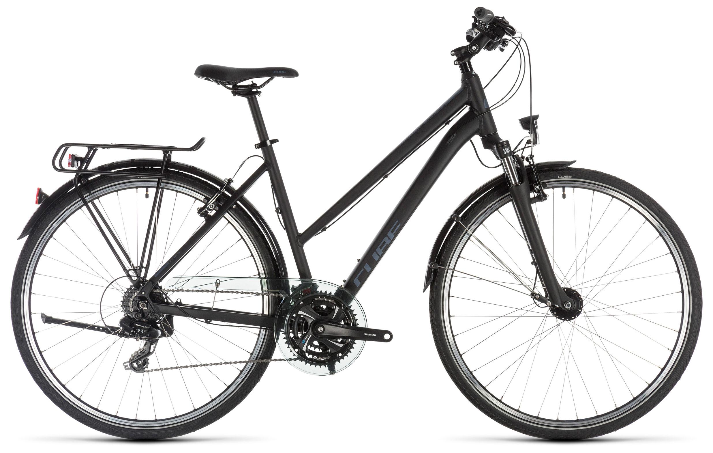 Велосипед Cube Touring Trapez 2019 велосипед cube touring hybrid one 400 lady 2018