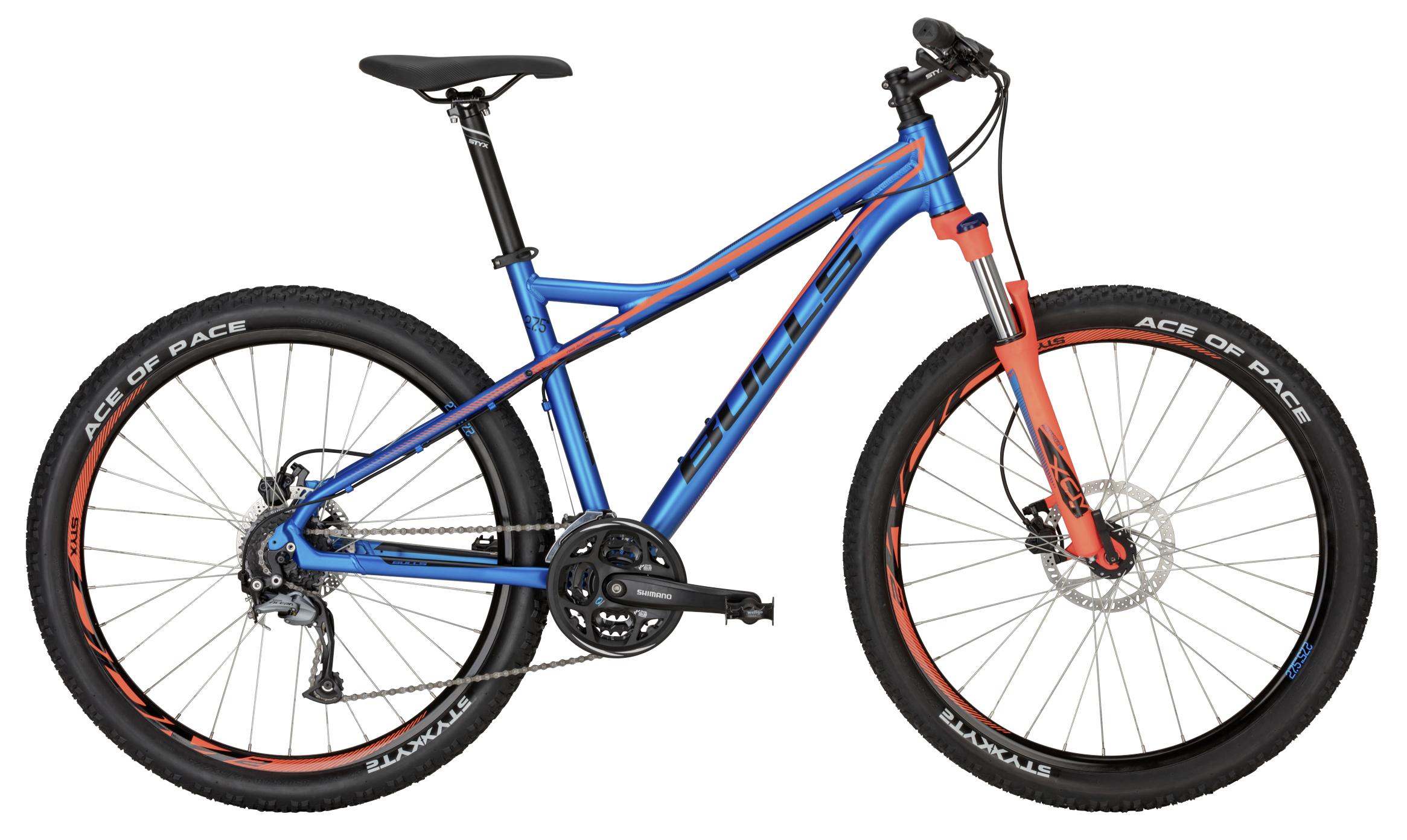 все цены на  Велосипед Bulls Sharptail 2 Disc 27,5 2017  онлайн