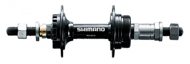 Запчасть Shimano Tourney IM10, 36 отв (ARHIM106ACAL) втулка задняя shimano tourney im10 36 отверстий под роллерный тормоз 7 ск arhim107acal