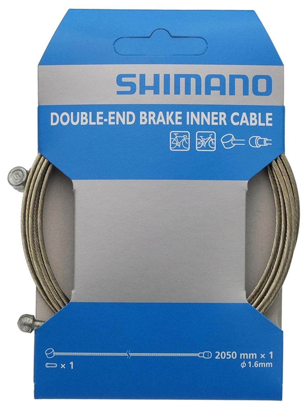 Запчасть Shimano трос тормозной Y80098410 (10шт)
