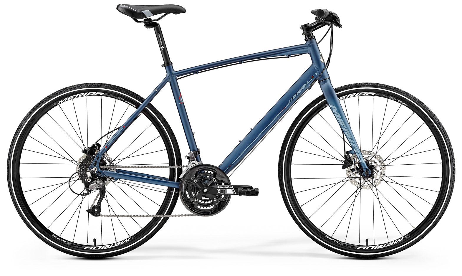 Велосипед Merida Crossway Urban 40-D 2019 цена 2017