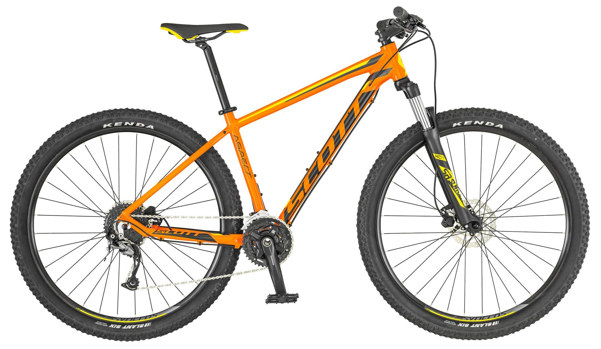 Велосипед Scott Aspect 740 2019 the world in colour