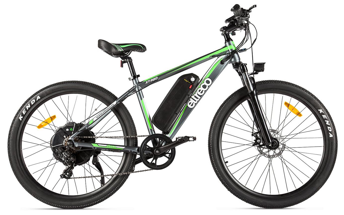 Велосипед Eltreco XT880 2019 велосипед eltreco wellness bad dual 2018