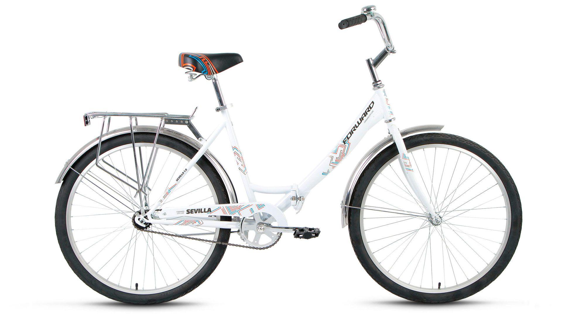 Велосипед Forward Sevilla 1.0 2018 женский велосипед навигатор купить в пензе