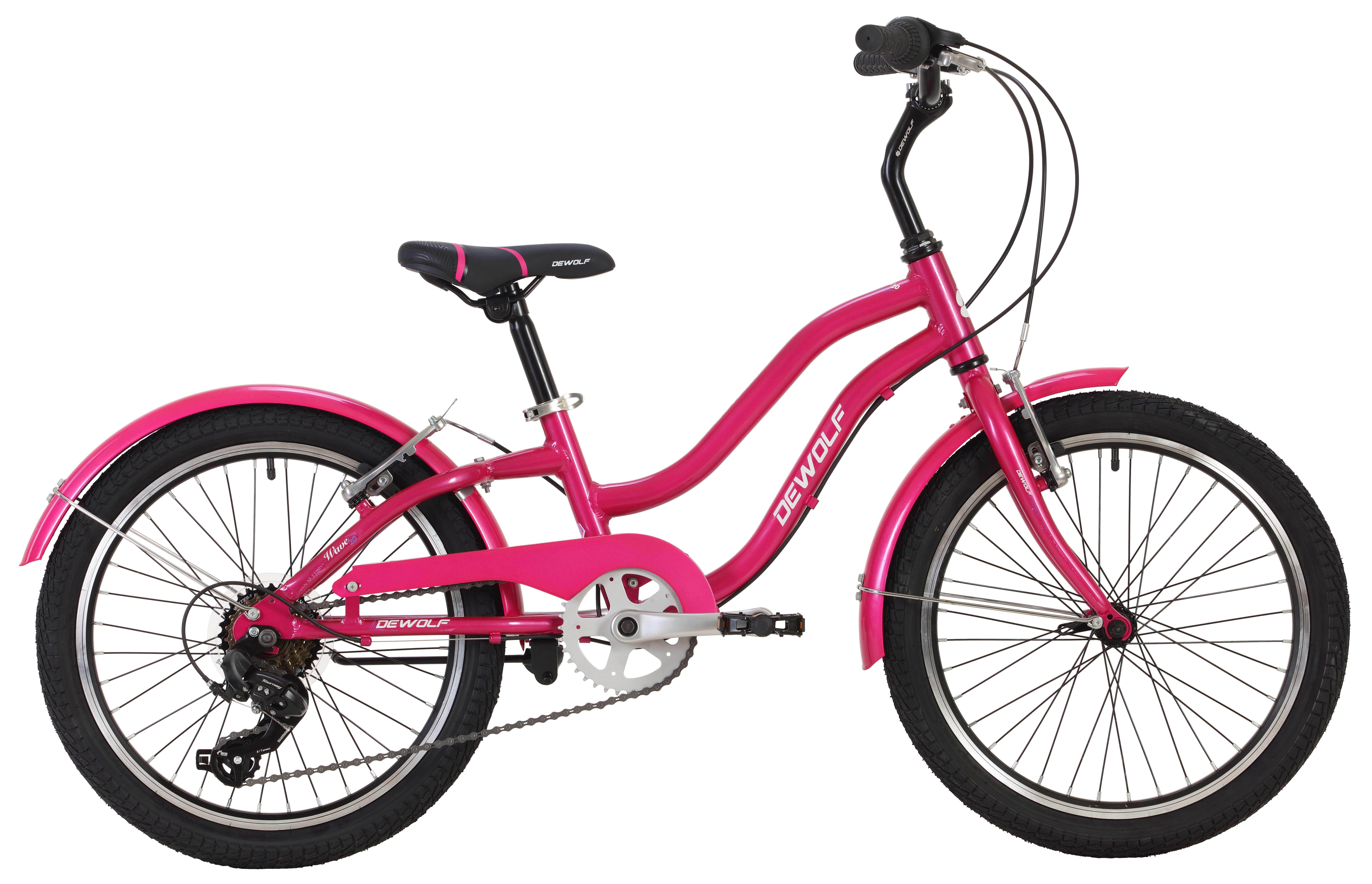 купить Велосипед Dewolf Wave 20 2019 по цене 16500 рублей