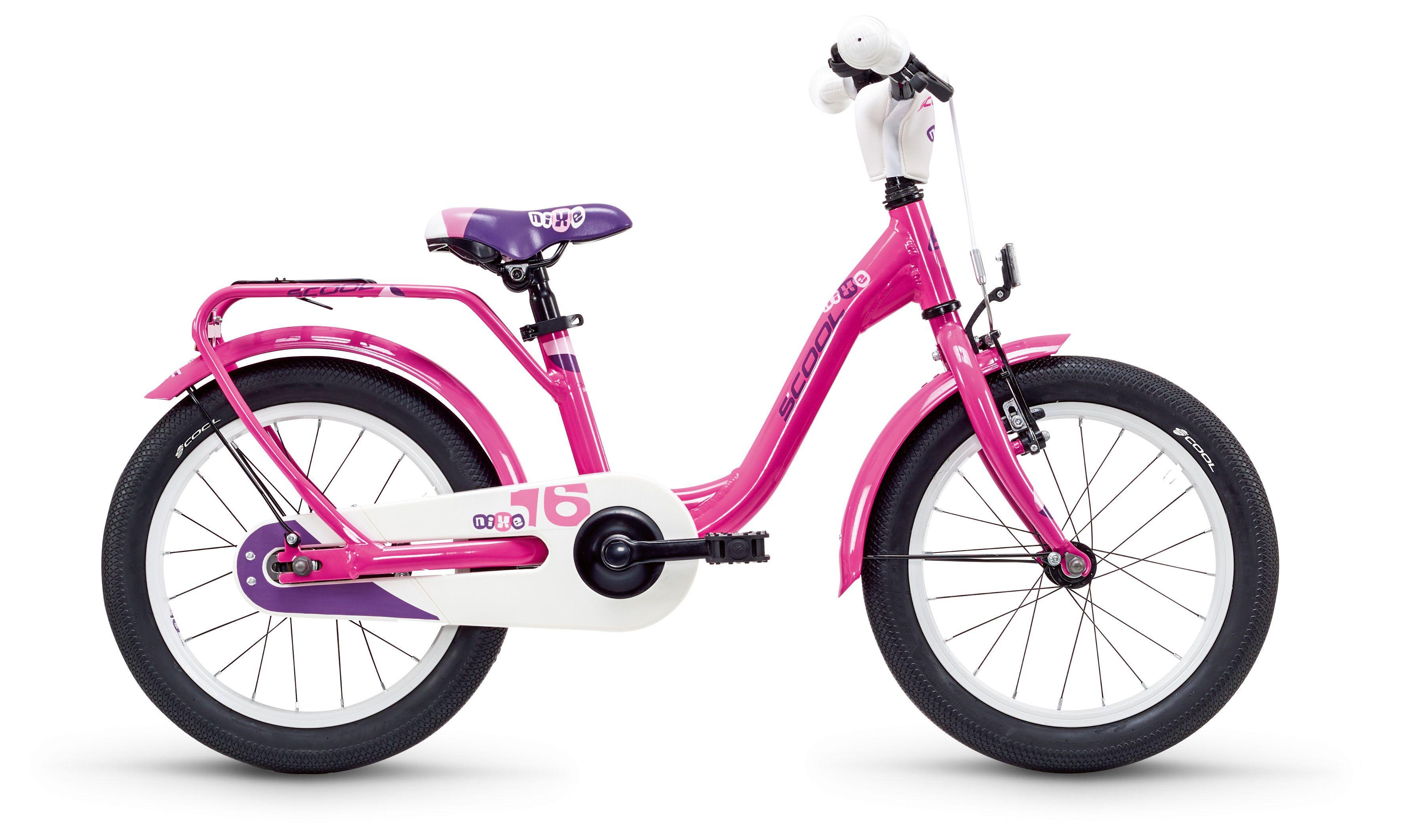 цена на Велосипед Scool niXe alloy 16 1-S 2018