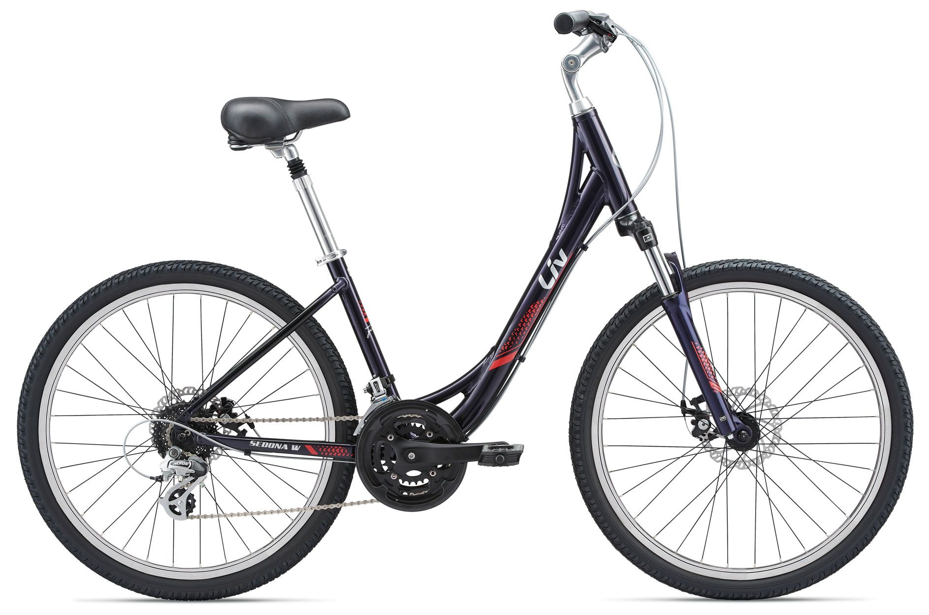 Велосипед Giant Sedona DX W 2018 велосипед giant tcr advanced 2 compact 2013
