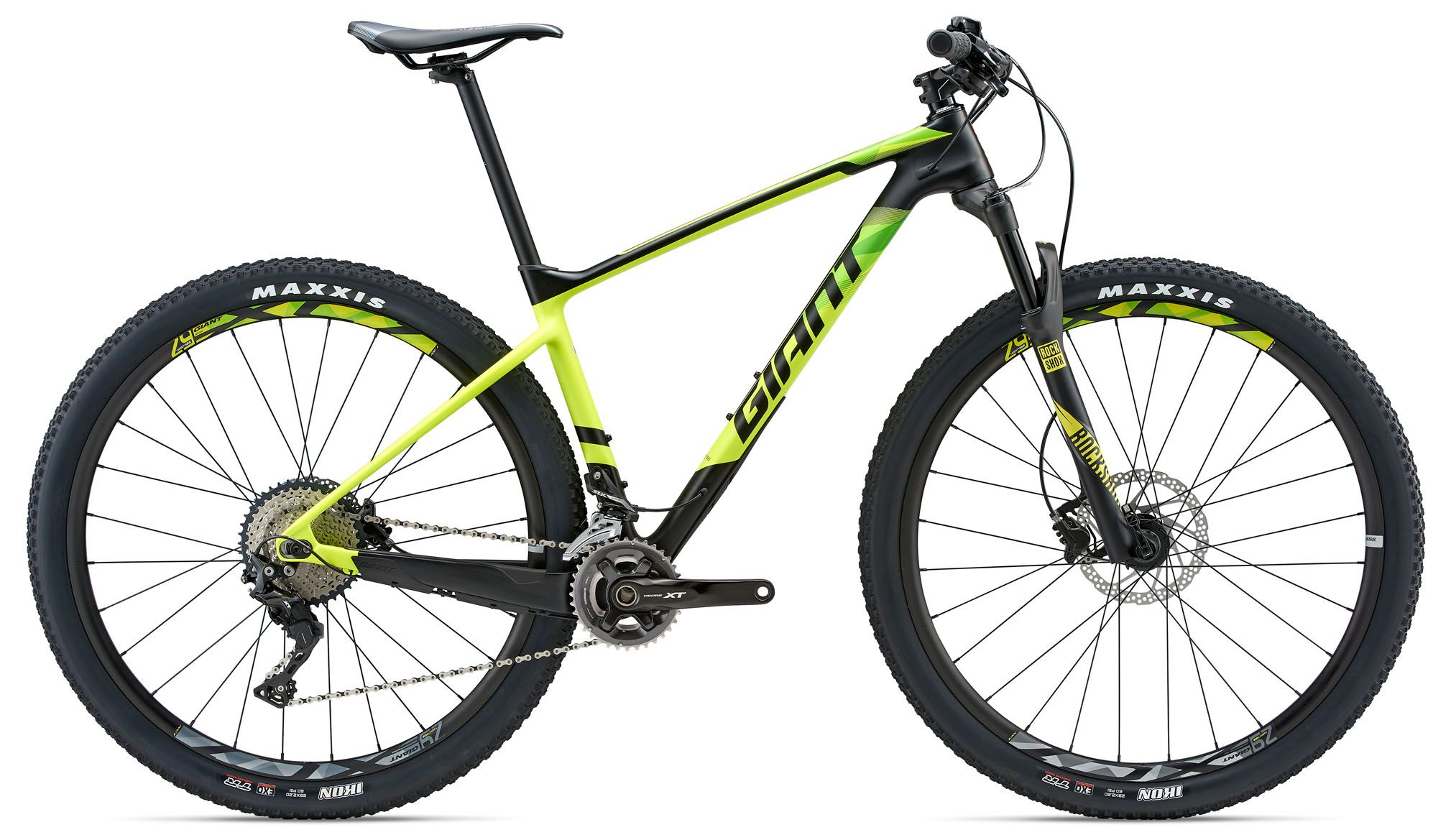 Велосипед Giant XTC Advanced 29er 2 GE 2018 велосипед giant xtc advanced 27 5 2 2016