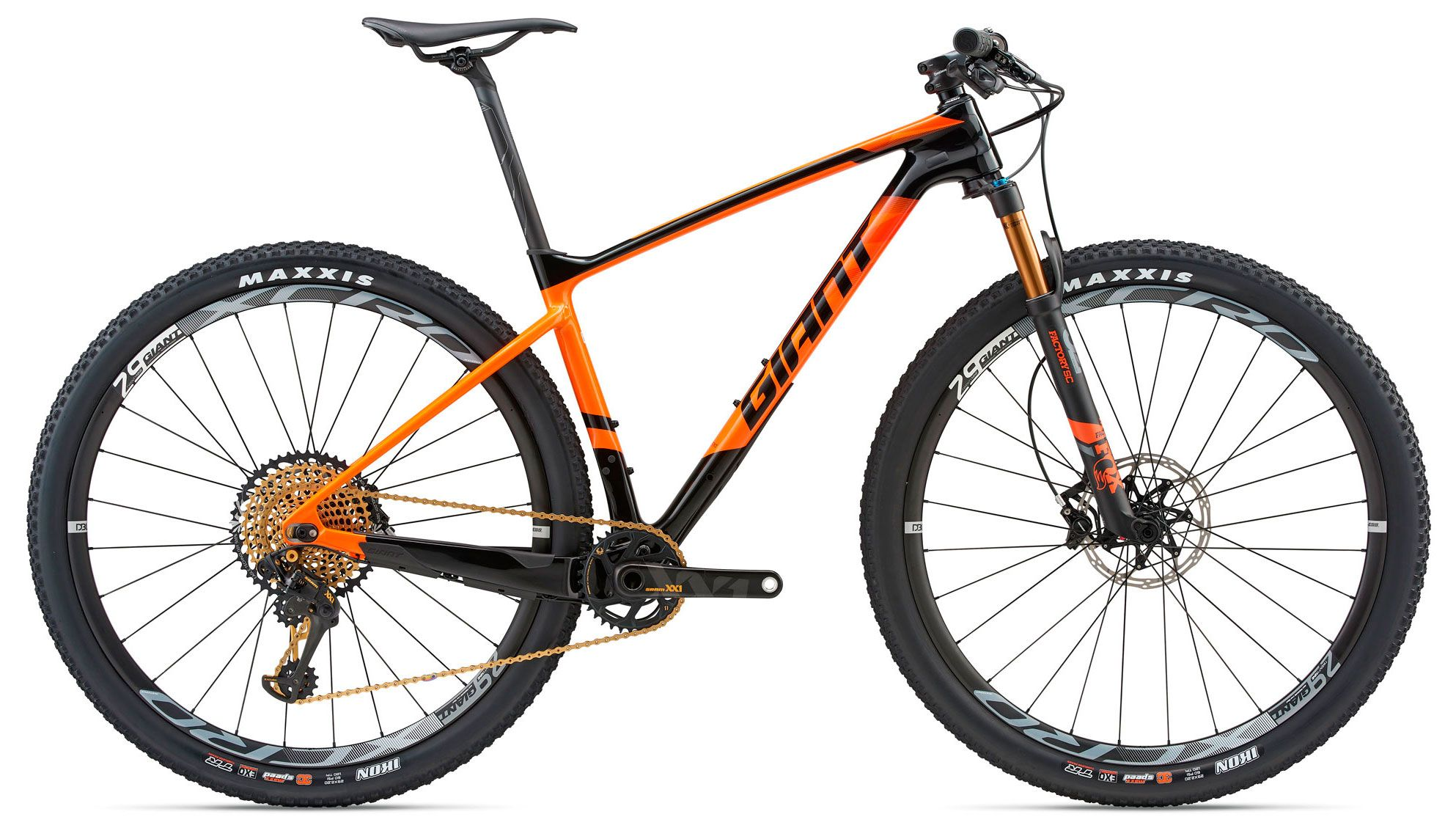 Велосипед Giant XTC Advanced 29er 0 2018 велосипед giant xtc advanced 27 5 2 2016