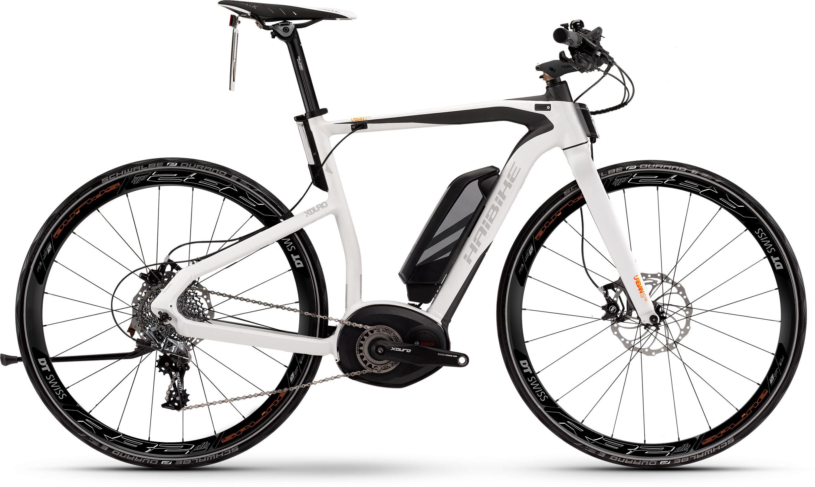 Велосипед Haibike Xduro Urban S RX 500Wh 2016,  Электро  - артикул:272481
