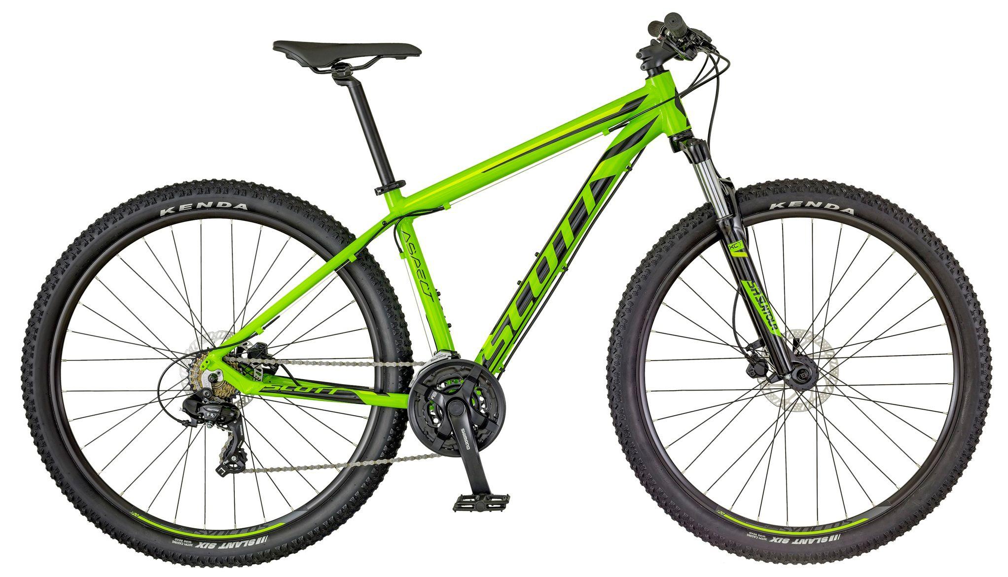 Велосипед Scott Aspect 760 2018
