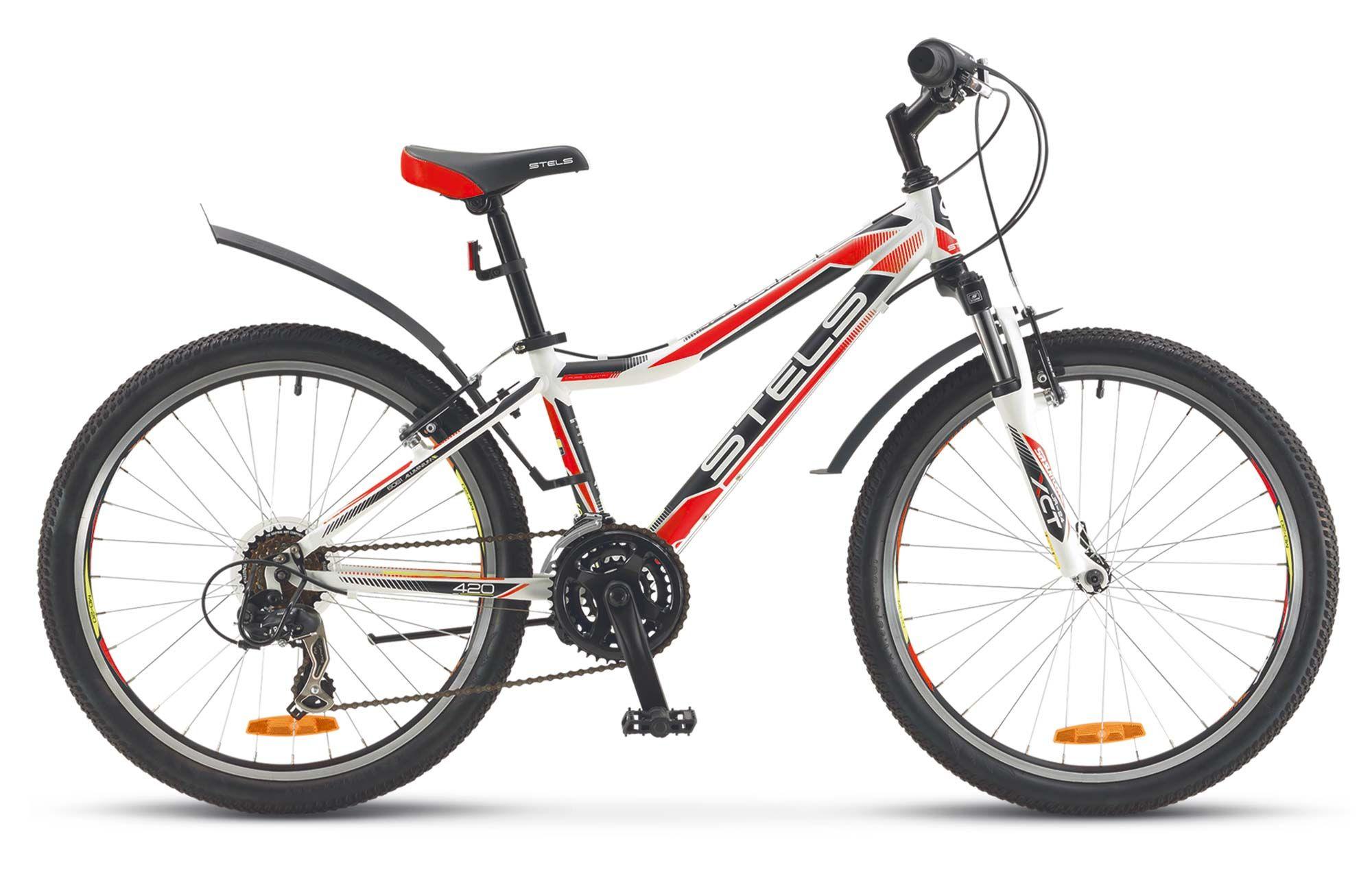 Велосипед Stels Navigator 420 V 2016 велосипед stels navigator 150 3sp 2016