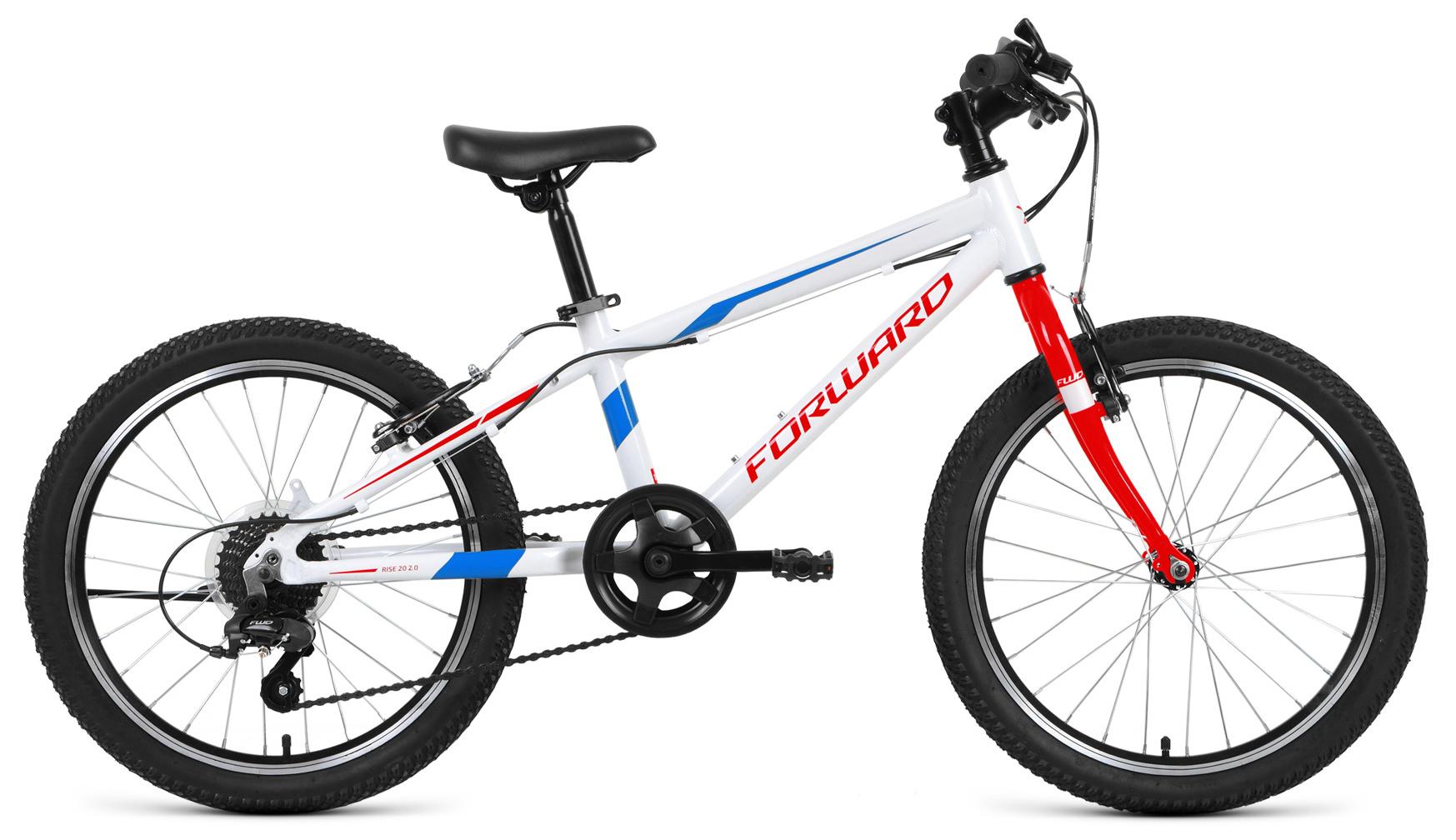Велосипед Forward Rise 20 2.0 2019 велосипед forward nitro 18 2019