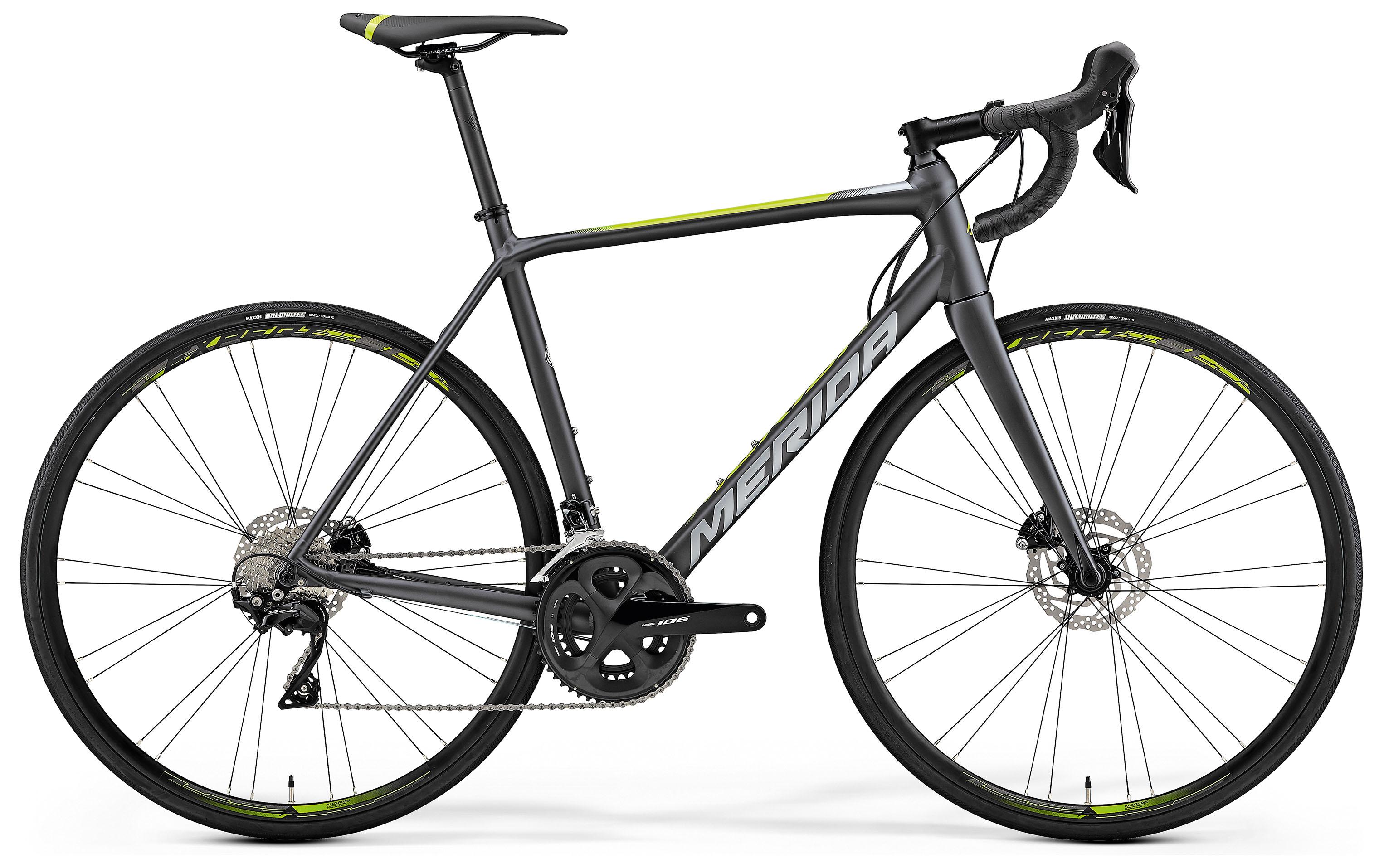 Велосипед Merida Scultura Disc 400 2019 цена 2017