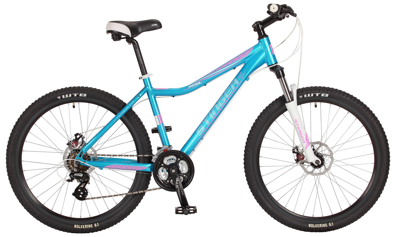 Велосипед Stinger Siena D 26 2017 велосипед stinger cruiser l 26 2016