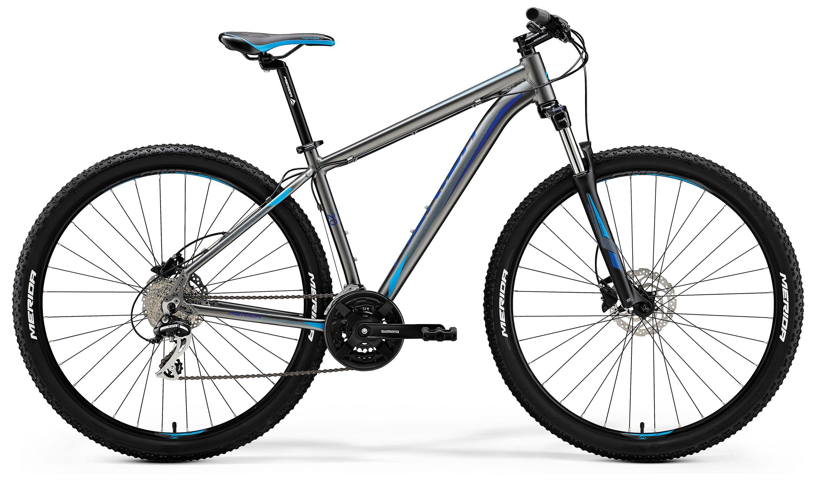 Велосипед Merida Big.Nine 20-D 2018