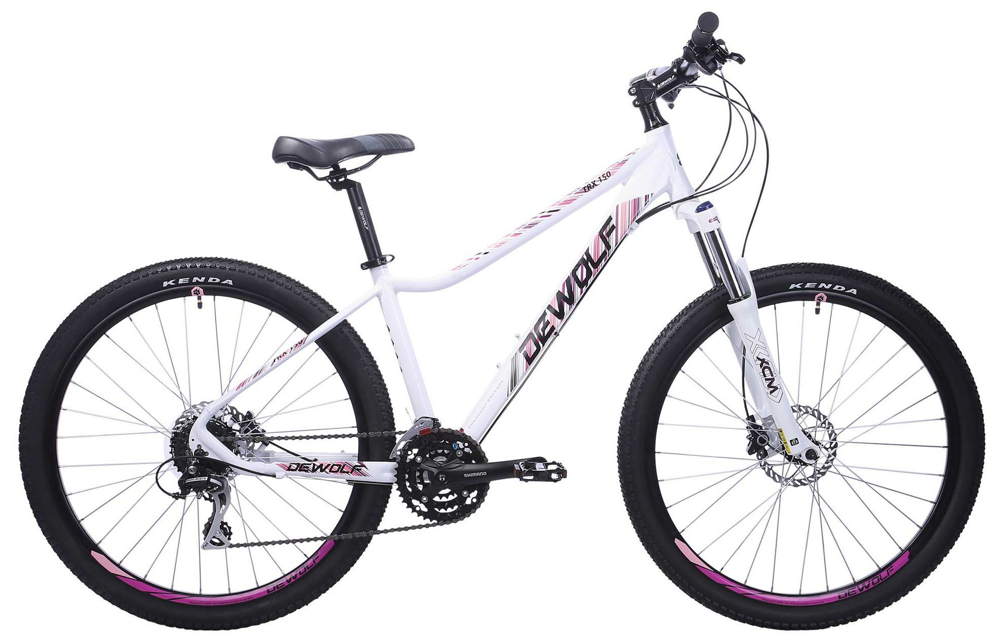 Велосипед Dewolf TRX 150 2018 dewolf gl 40 2016