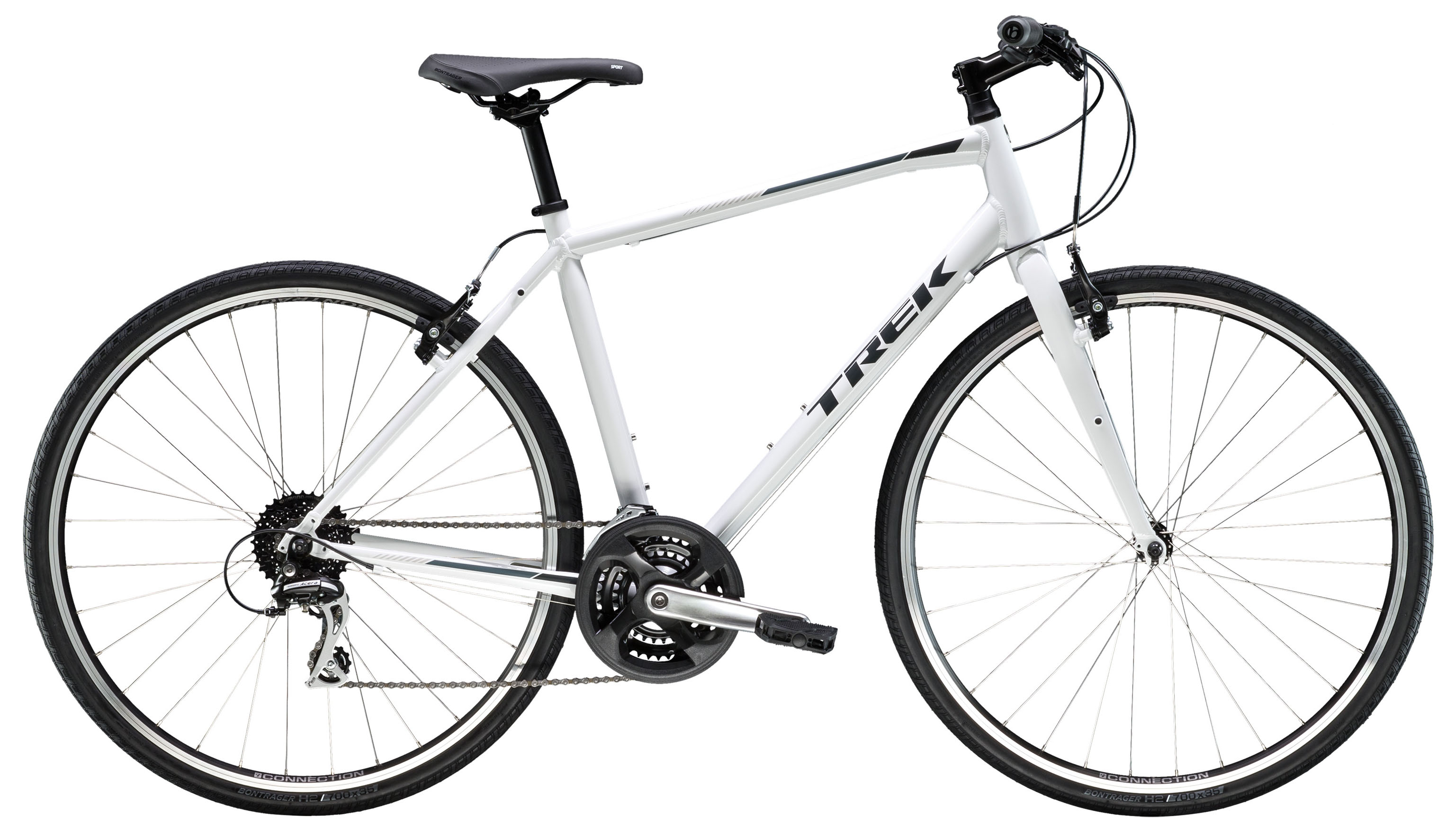 Велосипед Trek FX 2 2019 велосипед trek 7 5 fx wsd 2015