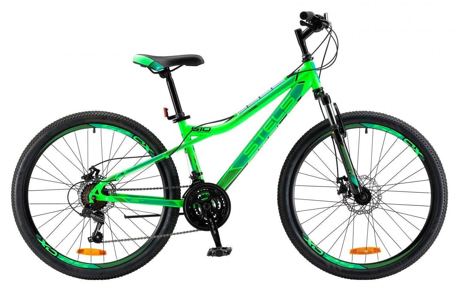 Велосипед Stels Navigator 510 MD 26 (V010) 2018 велосипед stels navigator 380 2016