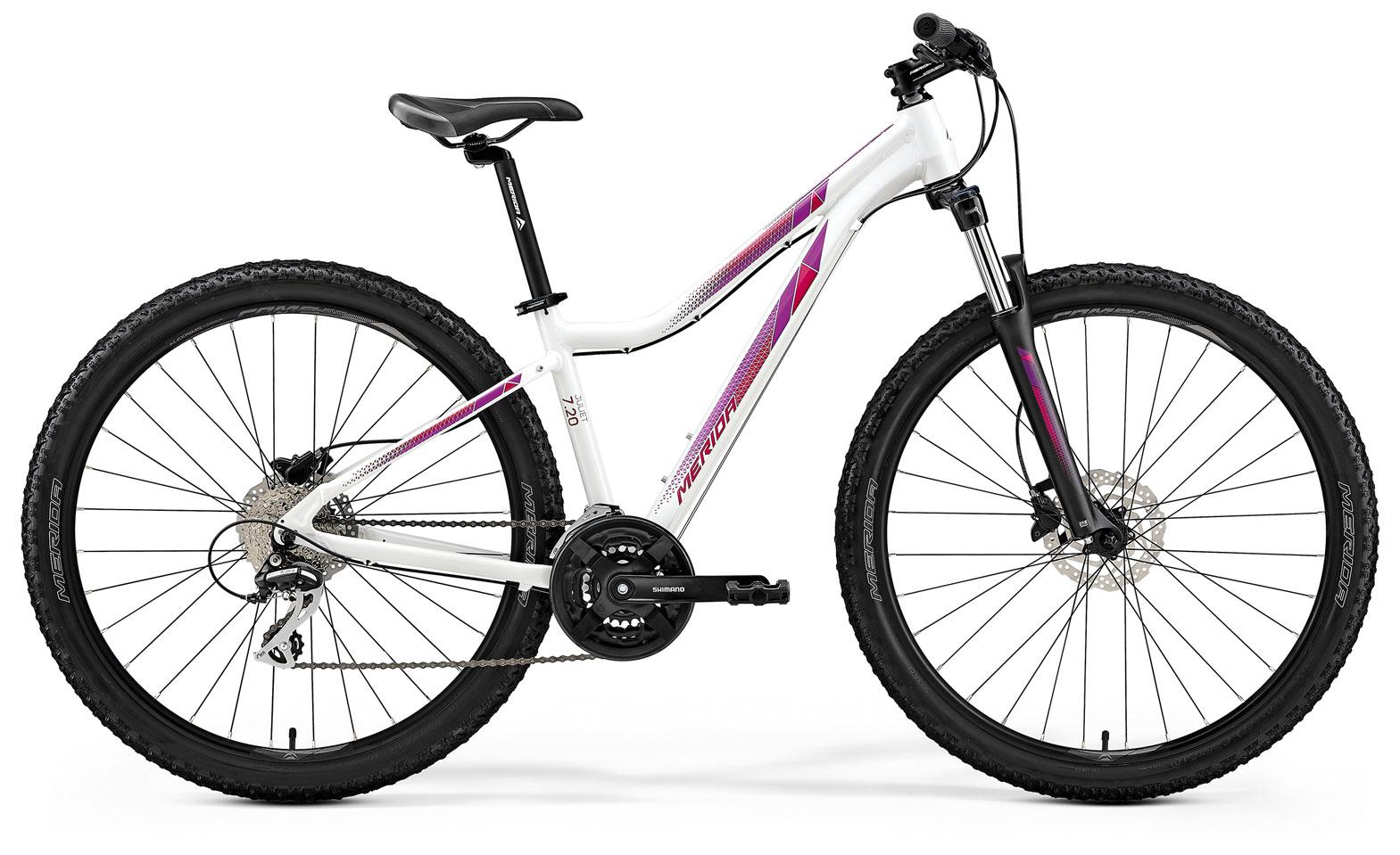 Велосипед Merida Juliet 7.20-D 2019 цена