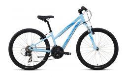 Двухколесный детский велосипед  Specialized  Hotrock 24 21 speed girl Int  2016