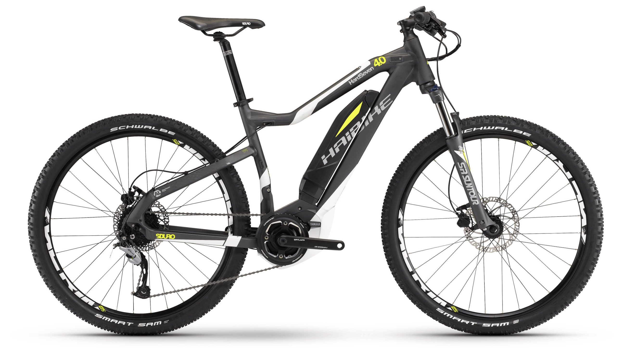 Haibike XDURO HardSeven 4.0 400Wh 10-Sp Deore 2017