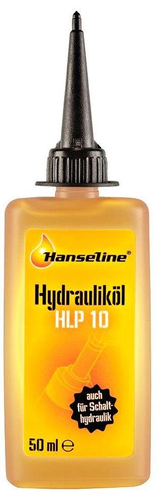 Аксессуар Hanseline Oil HLP 10 50 ml,  для ухода  - артикул:282964