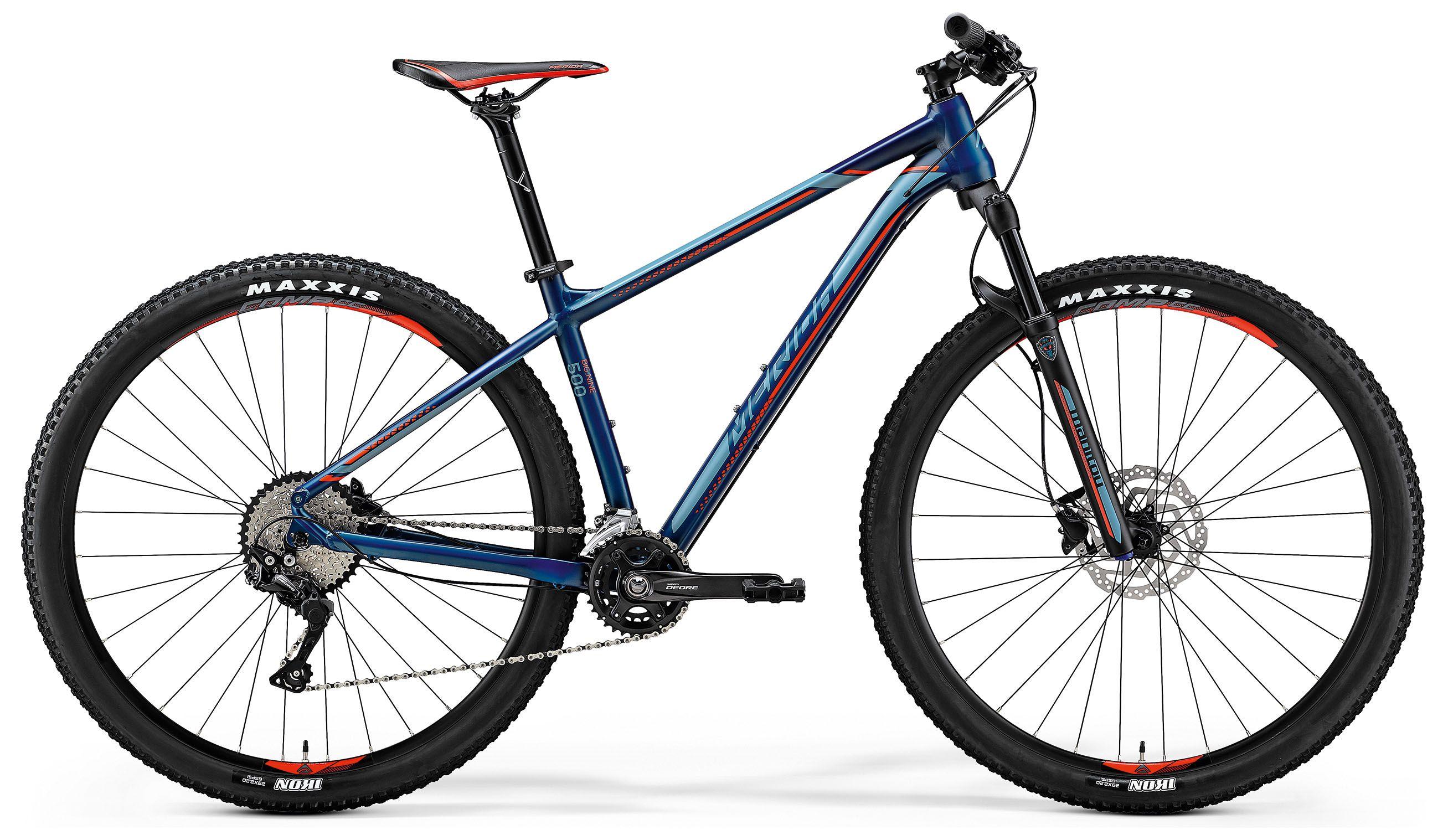 Велосипед Merida Big.Nine 500 2018,  Горные  - артикул:287661