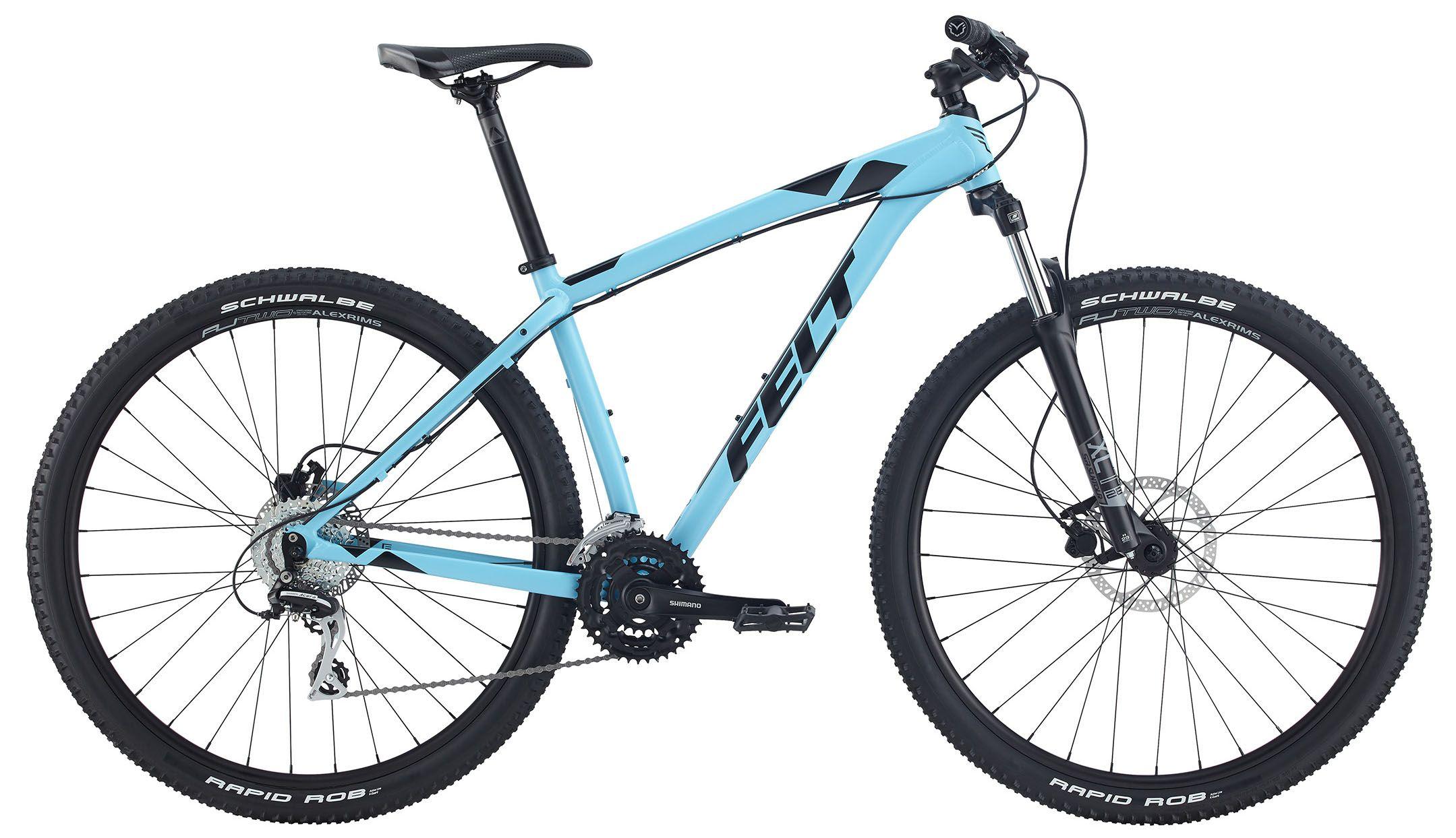Велосипед Felt Nine 80 2017