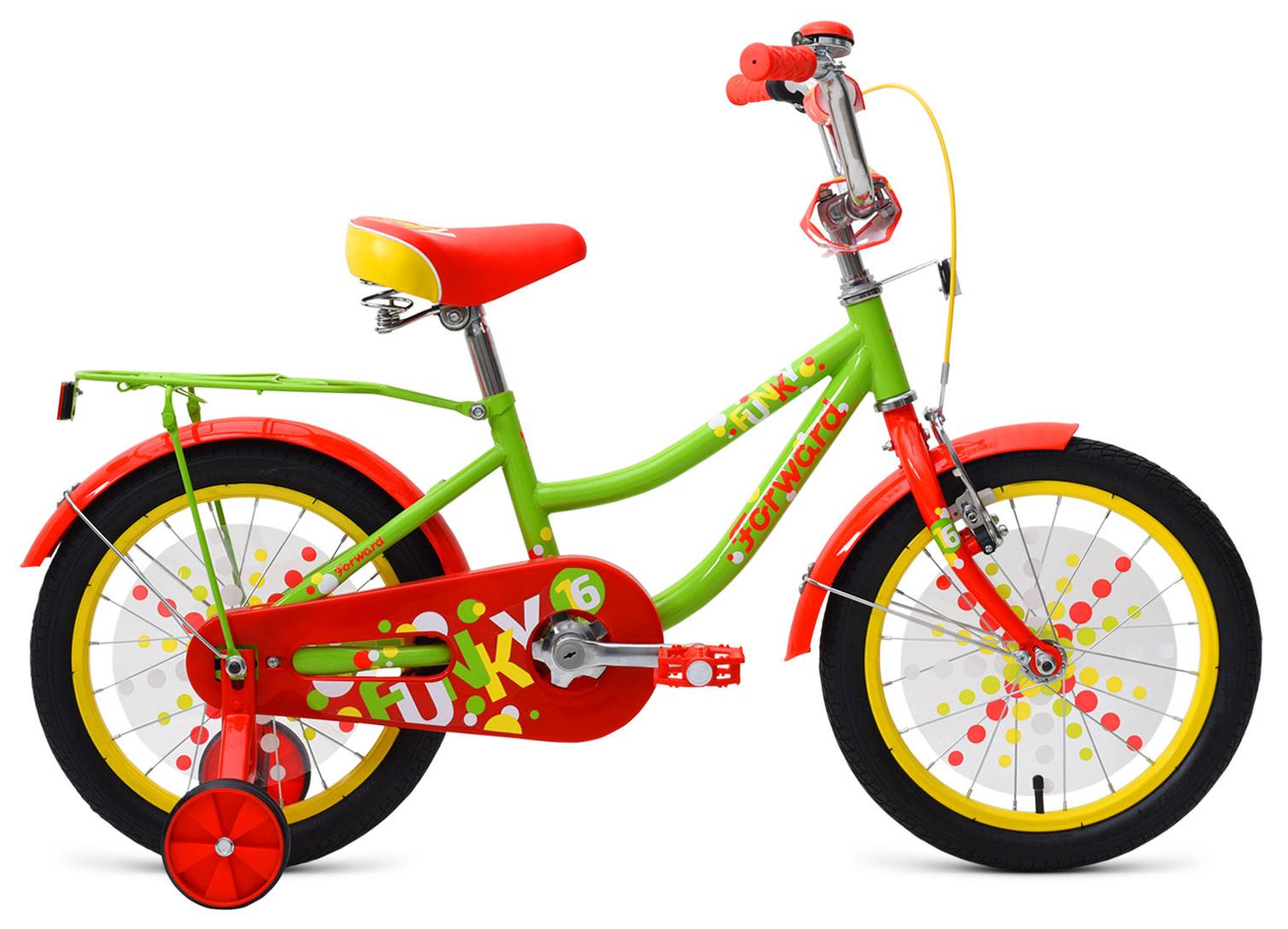 Велосипед Forward Funky 16 2019 недорго, оригинальная цена