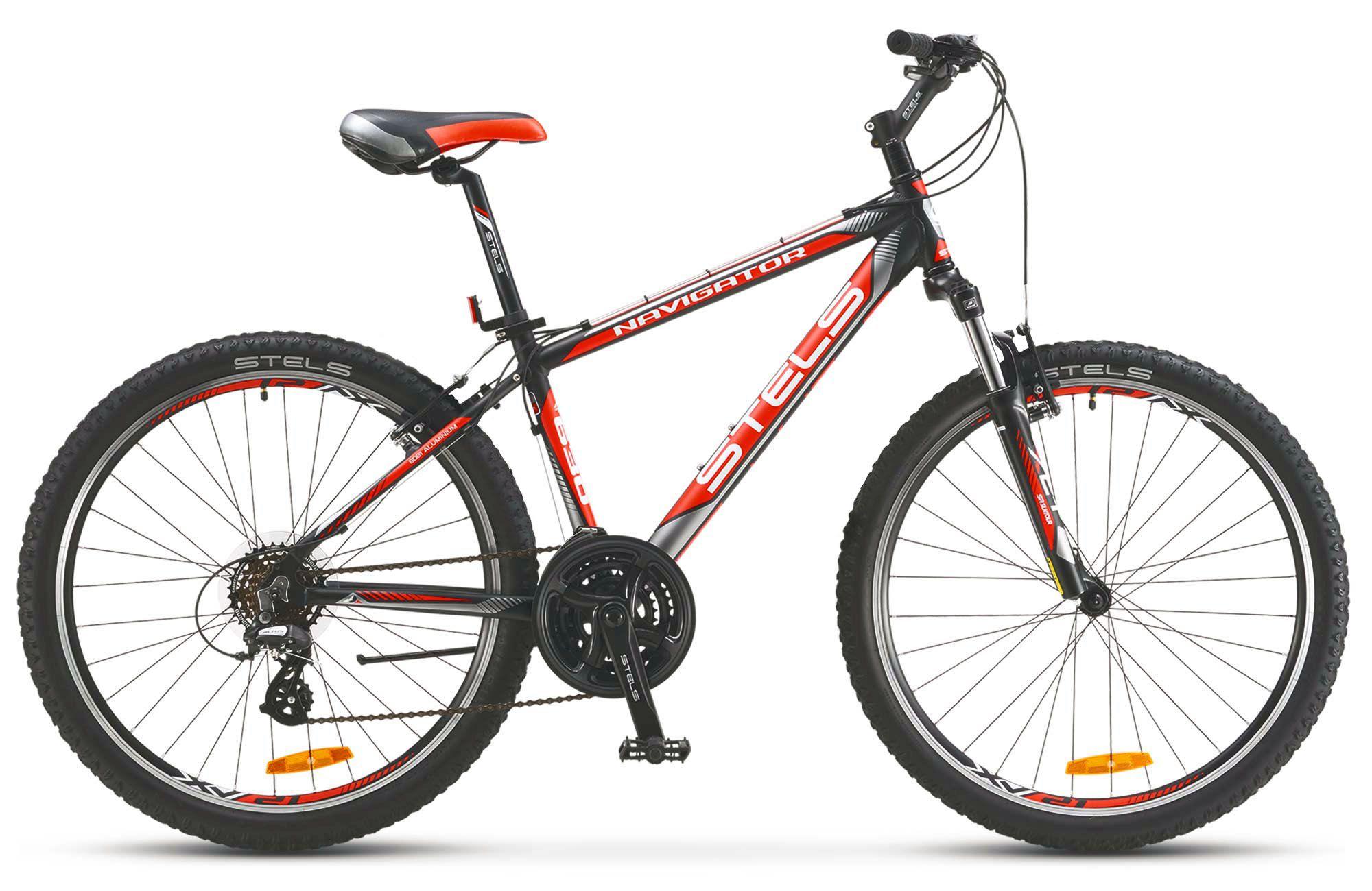 Велосипед Stels Navigator 630 V 26 (V010) 2018 велосипед stels crosswind 26 21 sp z010 2018
