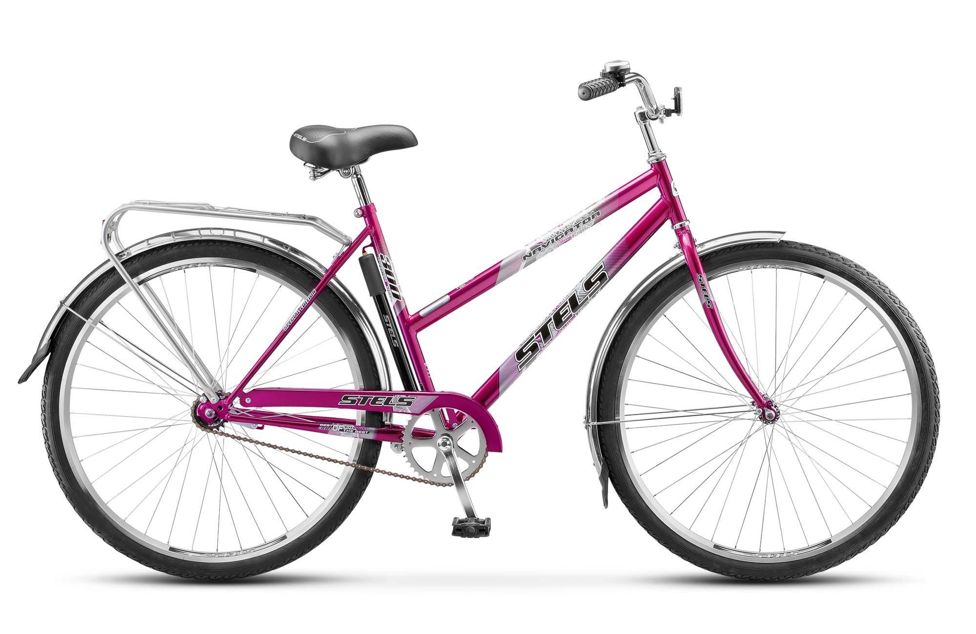 Велосипед Stels Navigator 300 Lady 2016 велосипед stels navigator 310 2016