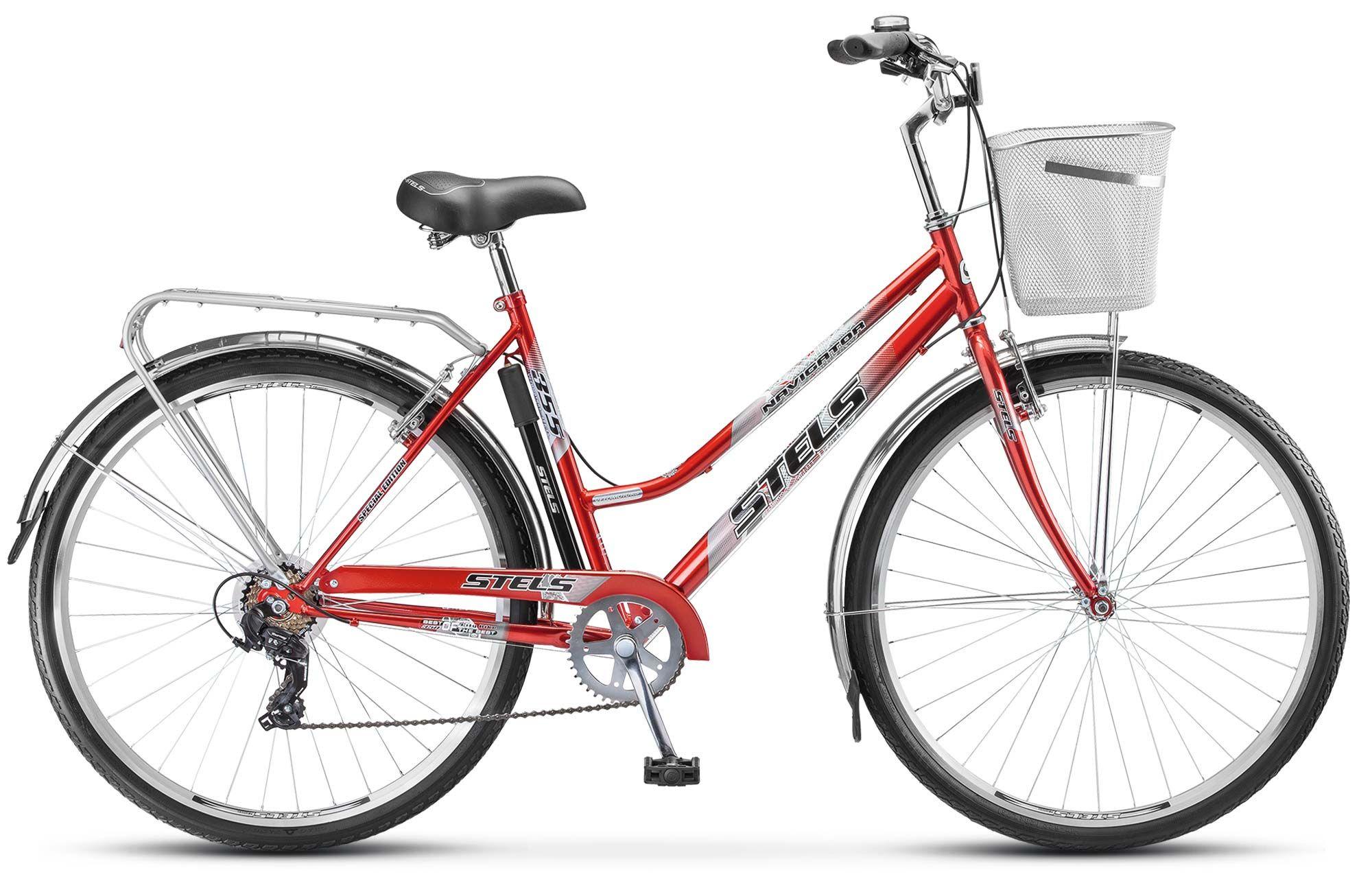 Велосипед Stels Navigator 355 Lady 2017 велосипед stels navigator 310 2016