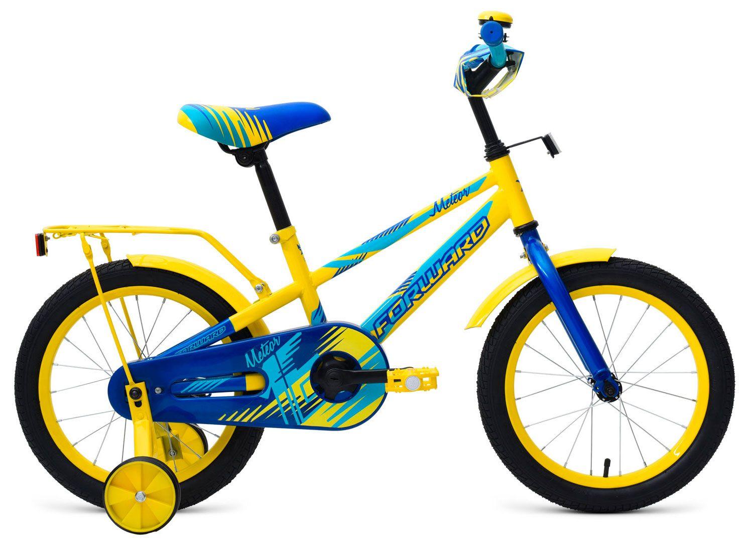купить Велосипед Forward Meteor 16 2018 недорого