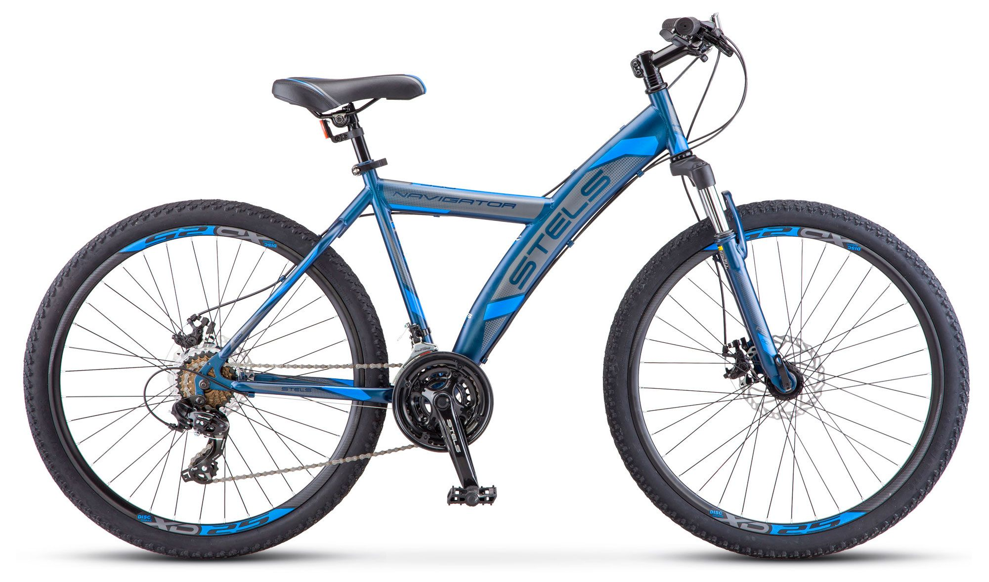 Велосипед Stels Navigator-550 MD 26 (V010) 2017 велосипед stels navigator 250 2016