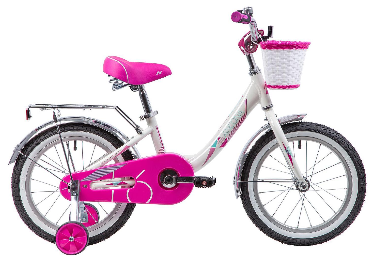 Велосипед Novatrack Ancona 16 2019 цена