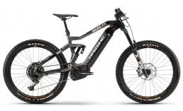 Фрирайд / даунхилл двухподвесный велосипед  Haibike  XDURO Nduro 6.0 i500Wh 12-G GX Eagle  2019