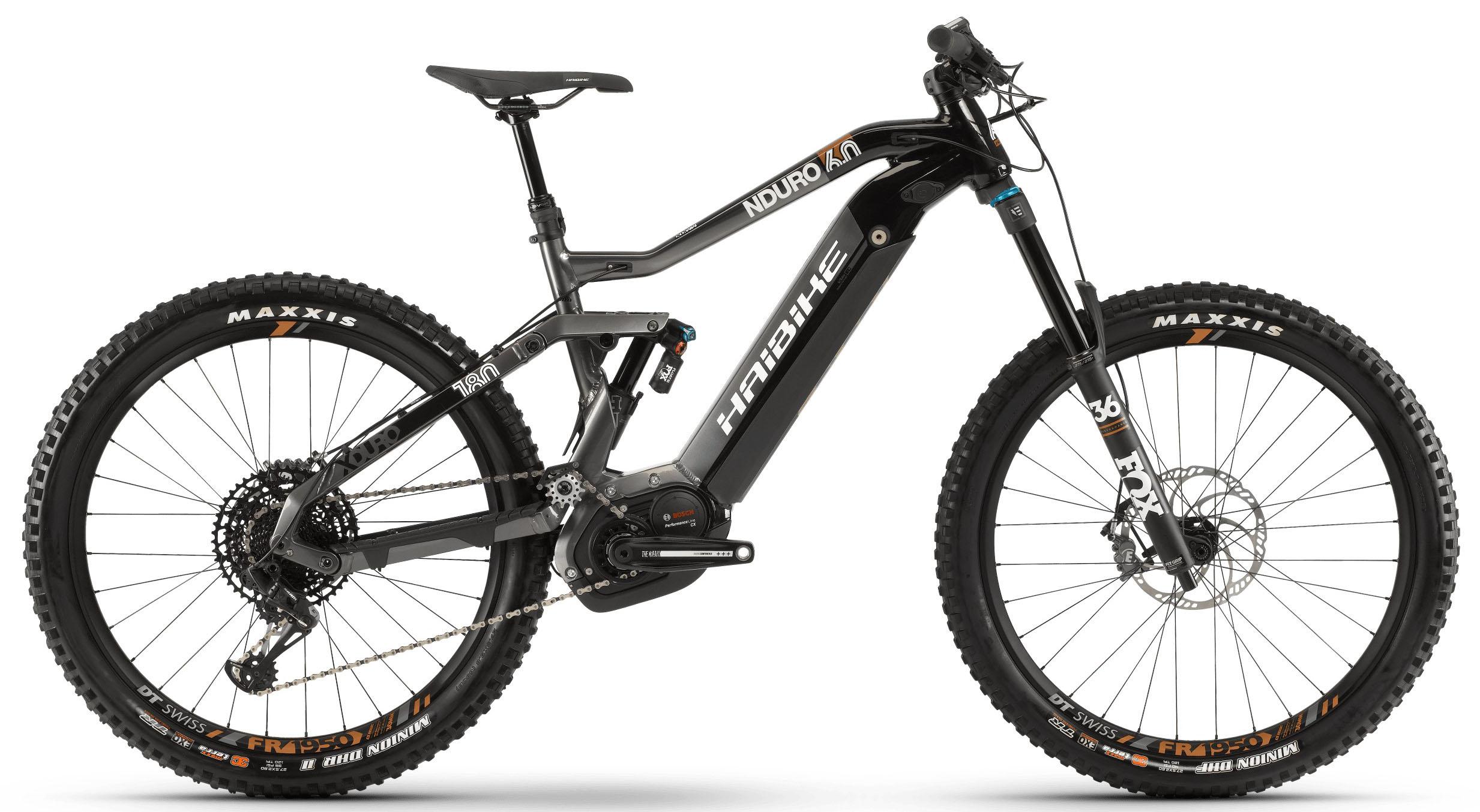 Велосипед Haibike XDURO Nduro 6.0 i500Wh 12-G GX Eagle 2019 велосипед haibike xduro race 2015