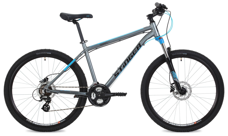 Велосипед Stinger Graphite Pro 27,5 2018