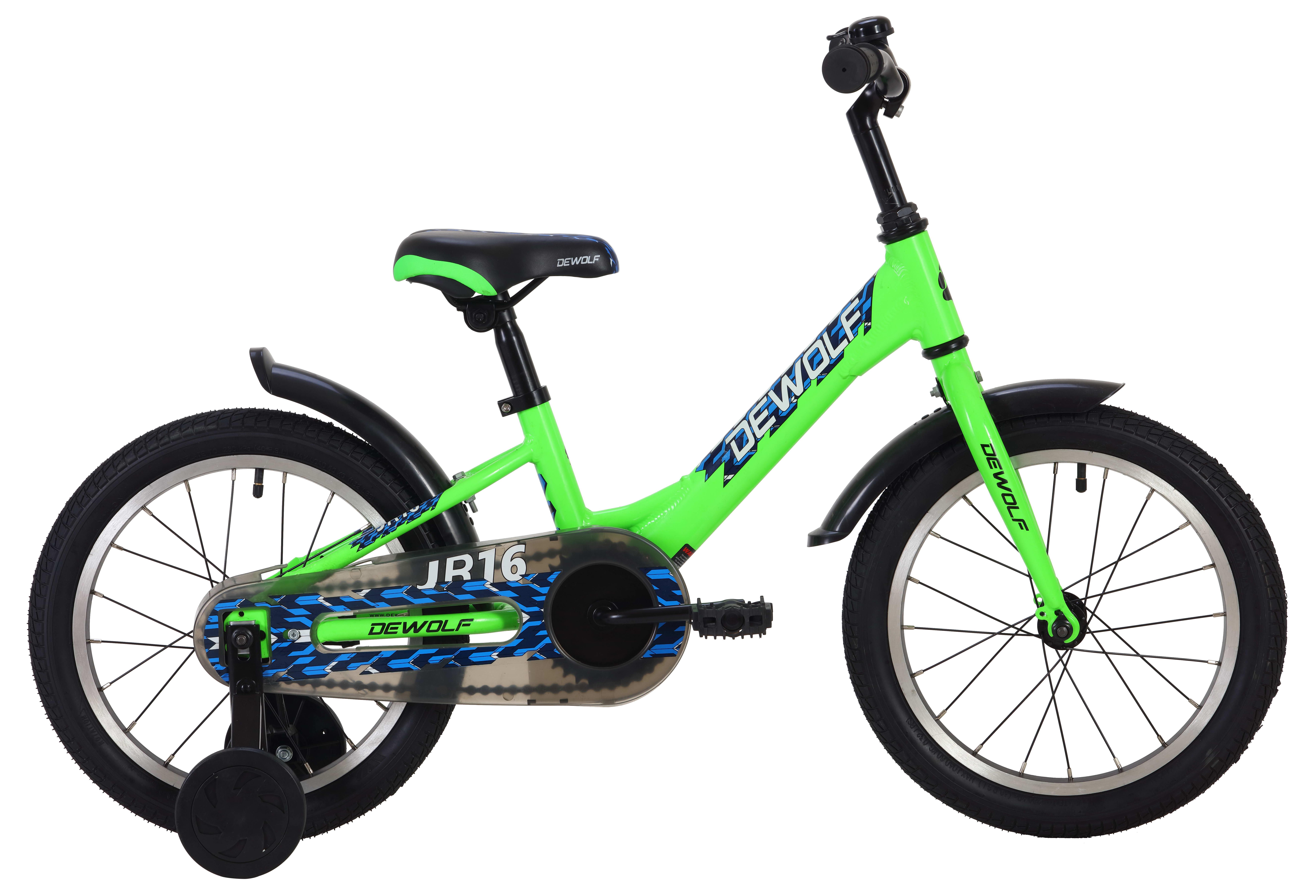 купить Велосипед Dewolf JR 16 Boy 2019 по цене 10500 рублей