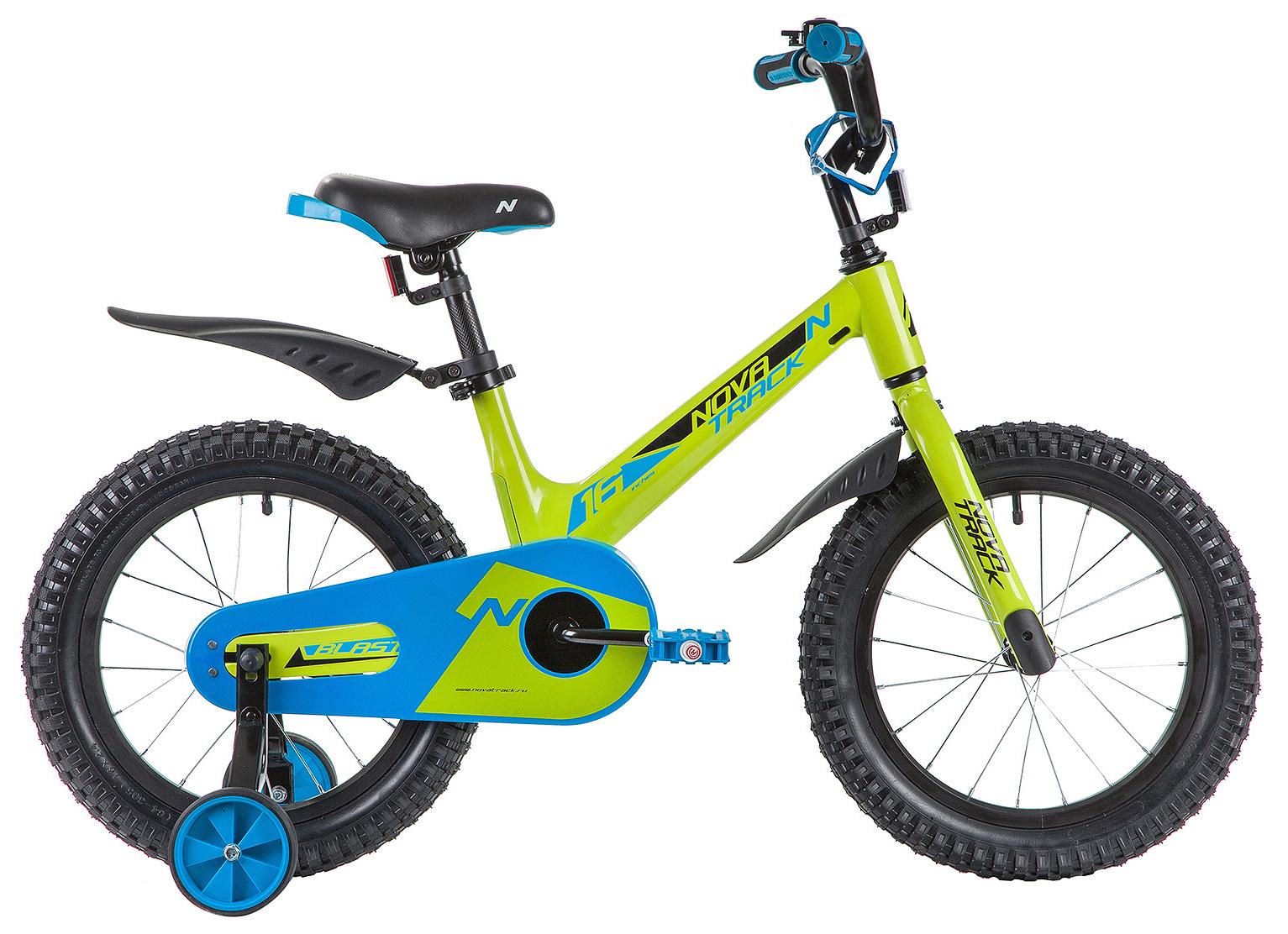 Велосипед Novatrack Blast 16 2019 велосипед novatrack juster 16 оранжевый