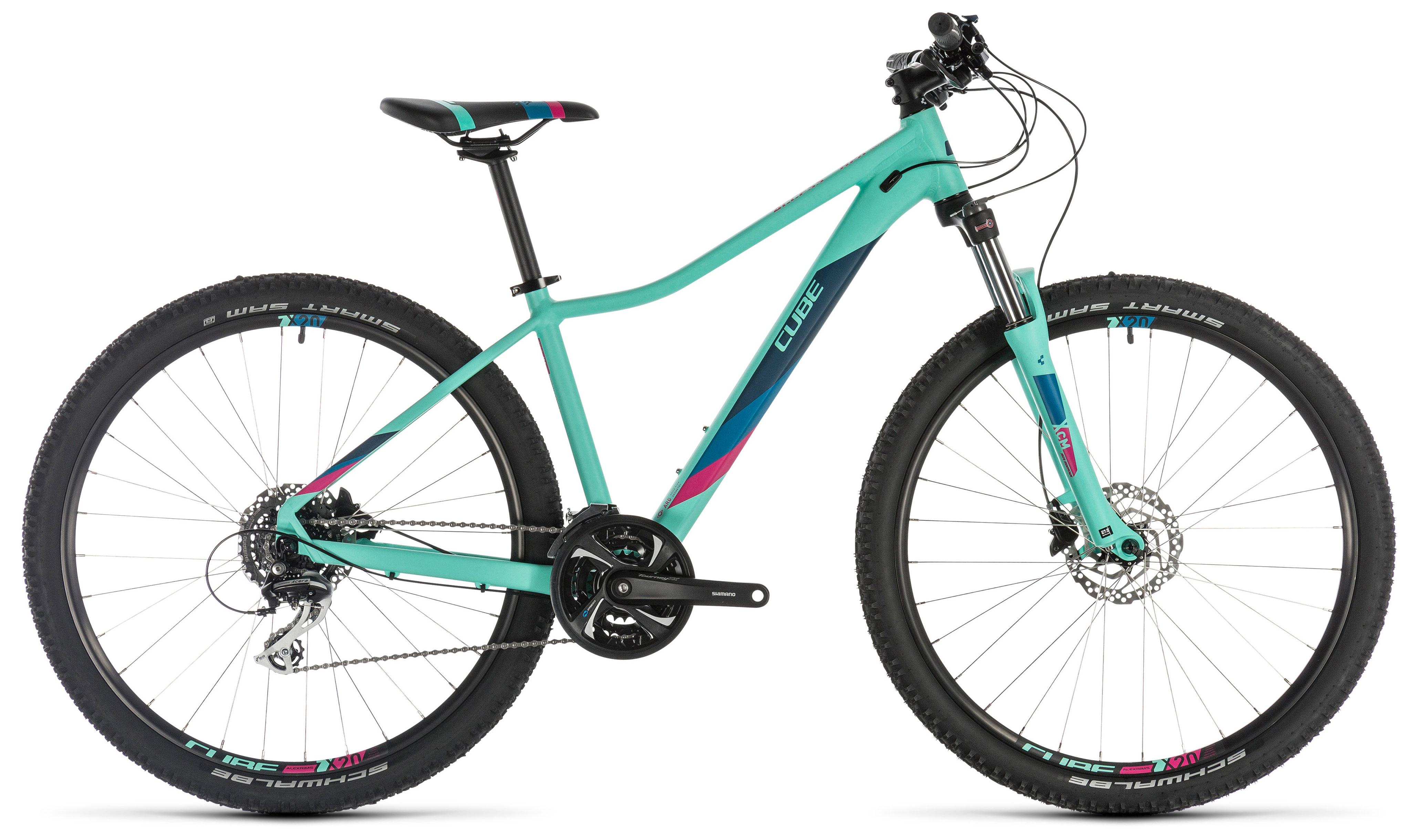 Велосипед Cube Access WS EXC 27.5 2019 велосипед cube access 200 allroad 2019