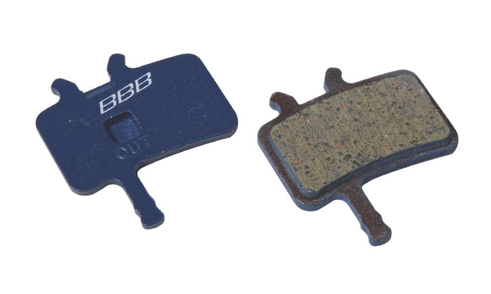 Запчасть BBB Тормозные колодки BBS-42 DiscStop