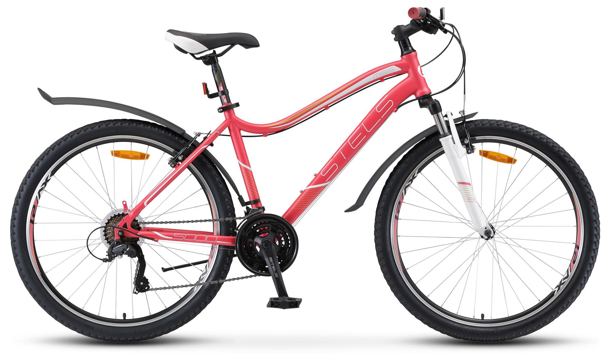 Велосипед Stels Miss 5000 V 26 (V040) 2019 велосипед stels miss 9500 disc 2013