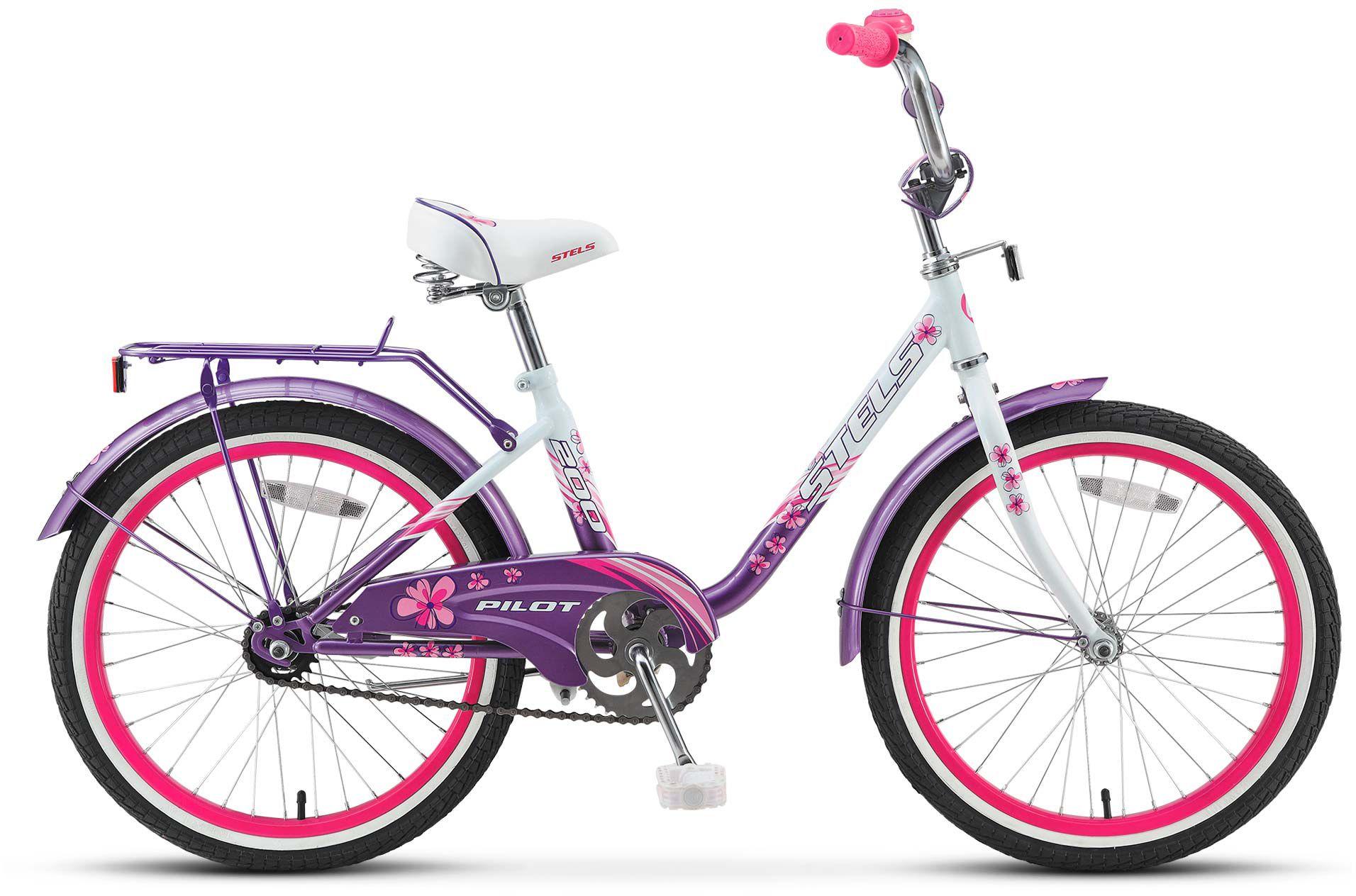 Велосипед Stels Pilot 200 Lady 2017