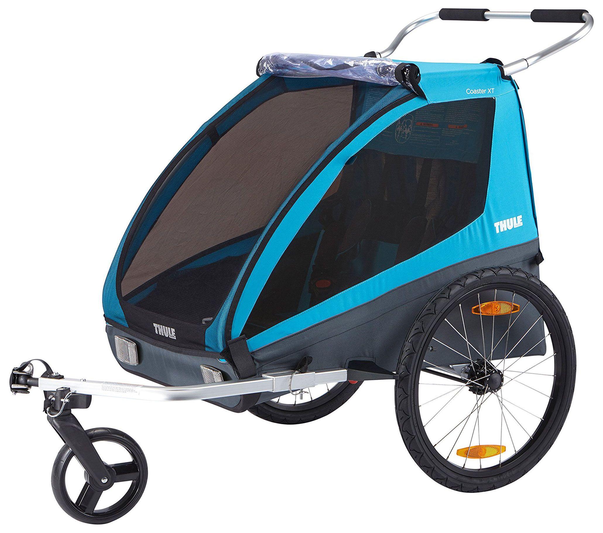 Аксессуар THULE Coaster XT (с комплектом для прогулочной коляски),  задние  - артикул:281272