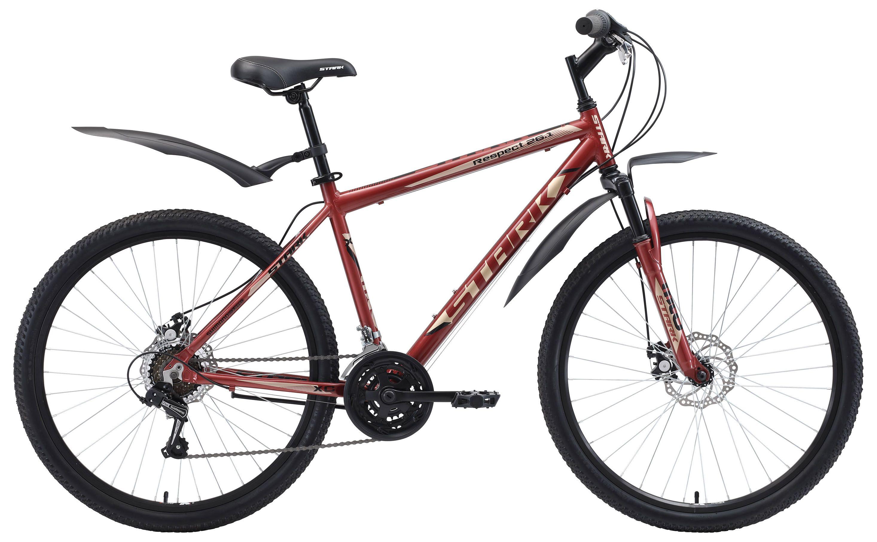 Велосипед Stark Respect 26.1 D 2018